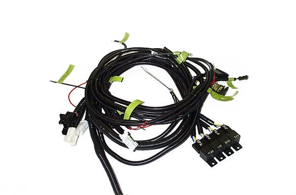 Ors 3rz Fe 2rz Fe Conversion Wiring Harness Products Off Road Solutions New Transmission 4runner Body Harness