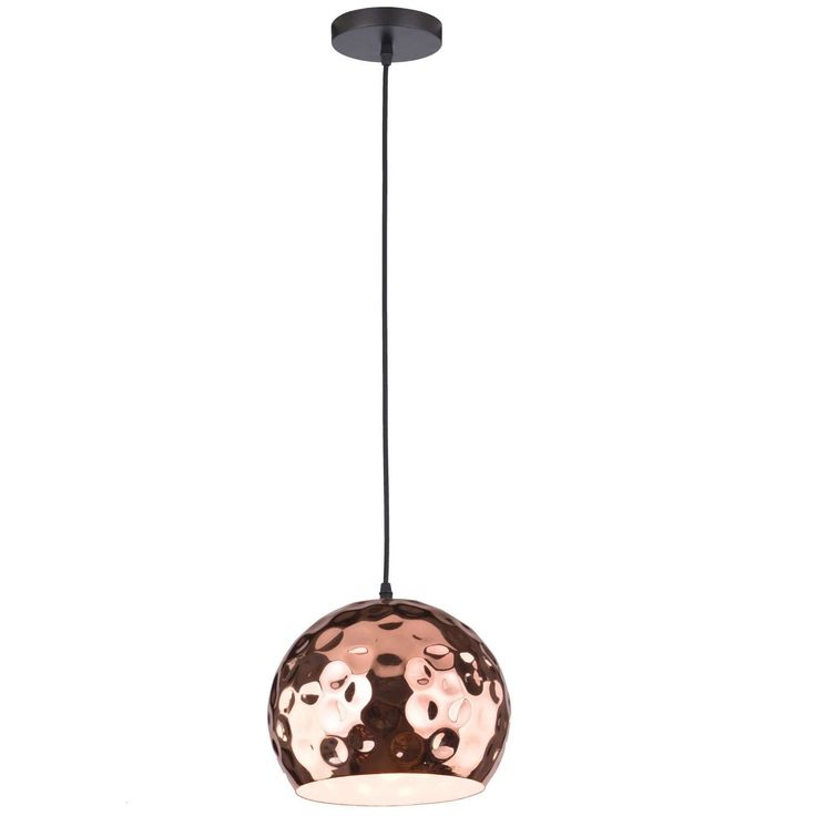 Orientalna LAMPA wisząca LAMP 578/1 metalowa OPRAWA zwis kula ball miedziana