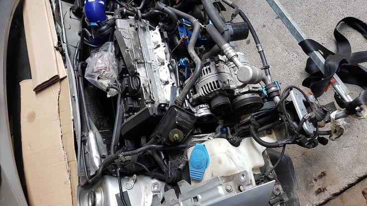 Audi A3 8L 1.8 T AGU
