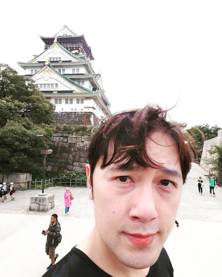 #osaka #osakacastle #castle #japan #japanese #nipp…