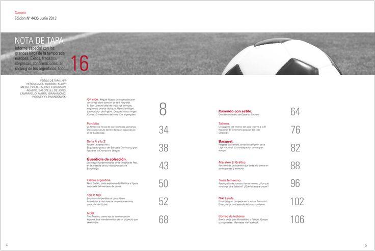Revista con estilo Suizo para Tipografica II