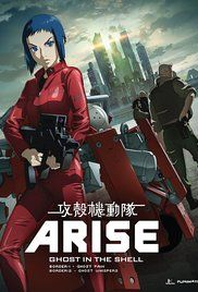 Nonton Online Anime Ghost in the Shell Arise: Border 2 – Ghost Whisper Ganool