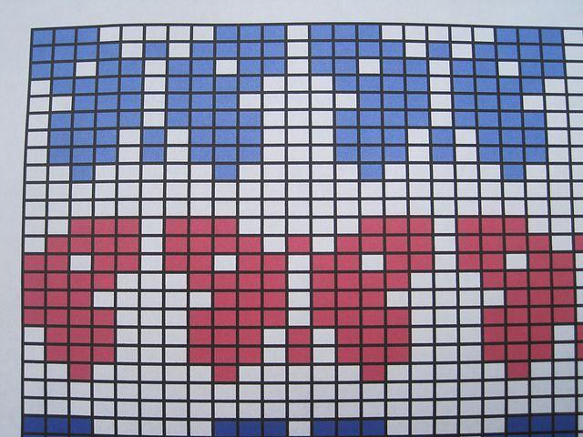 Ravelry: Butterflies Chart pattern by Sylvia Leake