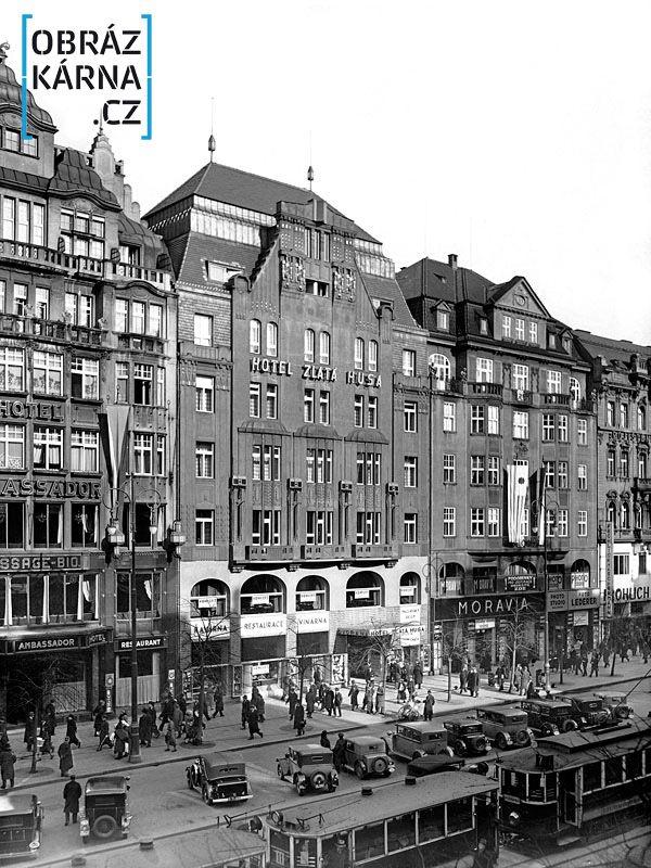 013 - Fotografie Staré Prahy