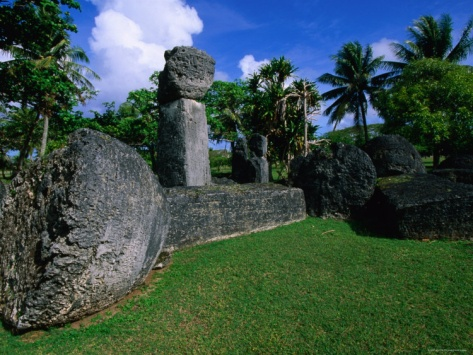 Tinian, CNMI Hubby's family from here & Saipan.  Took me here when we went to visit his grandparents.  A memorable trip.