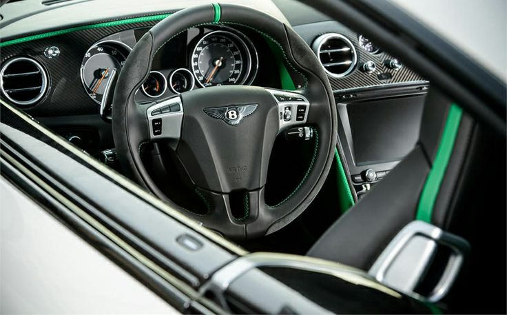 Bentley Continental GT3-R. http://blog.autosdiamond.com/