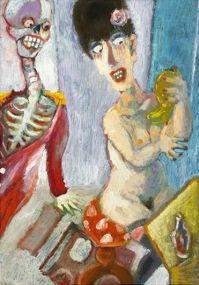 Aad de Haas - De dood en het meisje, 1966
