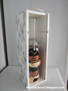 a bracelet rack