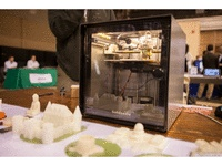 Solidoodle 3D Printer via @CNET
