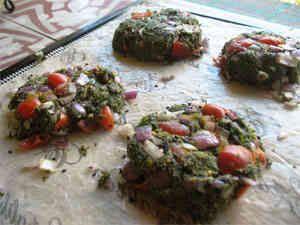 "Viva's Veggie Patties (aka ""Gerson Burgers"") on http://crazysexylife.com"