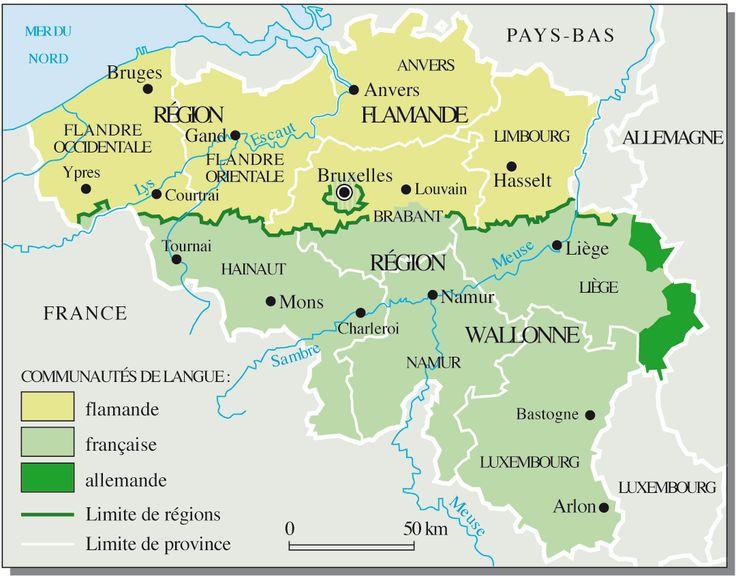 Best Belgium Images On Pinterest Belgium Travel And Brussels - Belgium regions map