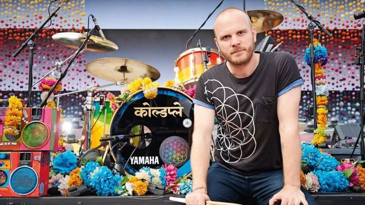 """Polubienia: 237, komentarze: 1 – Coldplay (@coldplaymoments) na Instagramie: """"This is Will Champion our incredible drummer, the anchor of our band #coldplay #chrismartin…"""""""