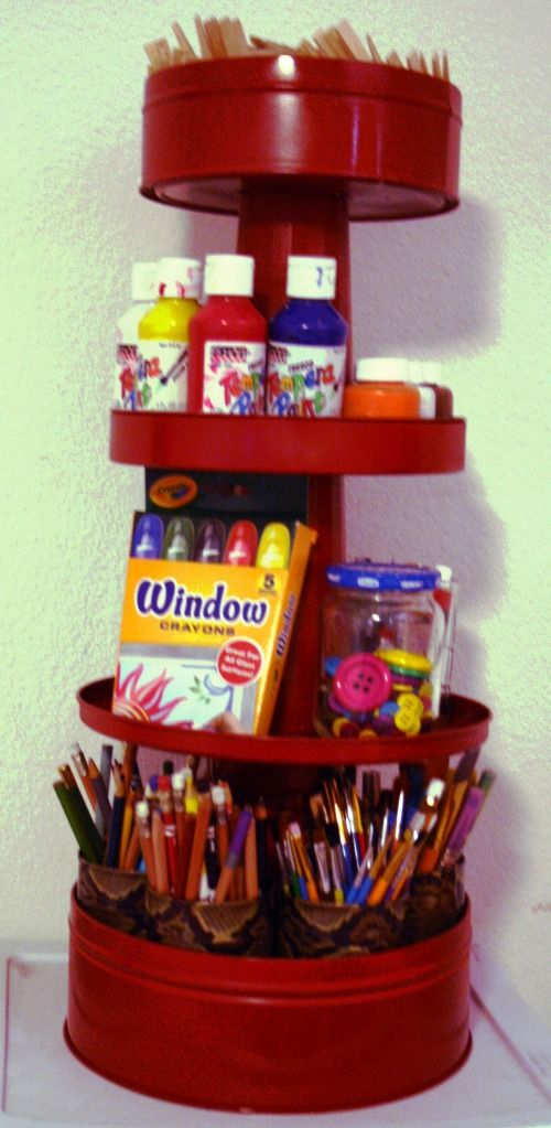 Sweet, a 'something' to do with my Tin Cans!!! I'm so Tickled that I bought those tall pringles sized cans now!