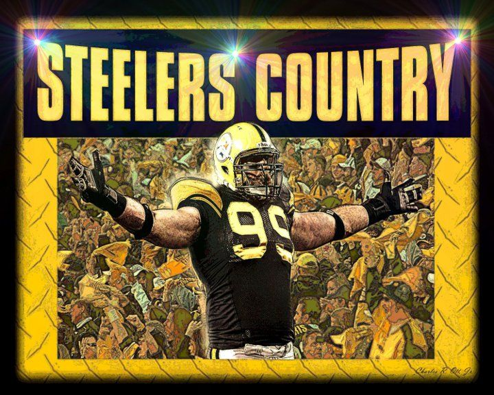 Steelers Country is the name given for the Pittsburgh region and large areas of the country with a Steelers fan base. Despite early struggles, the Steelers have had a loyal following in western Pennsylvania and around the world since they came into existence when owner, Art Rooney found the team in 1933. Steelers long-time radio announcer, Myron Cope originated the Terrible Towel which has become a signature identity of Steelers fans.