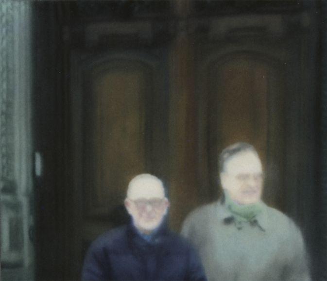 Παρεκκλήσι δικαστηρίου στη Δρέσδη (2000)
