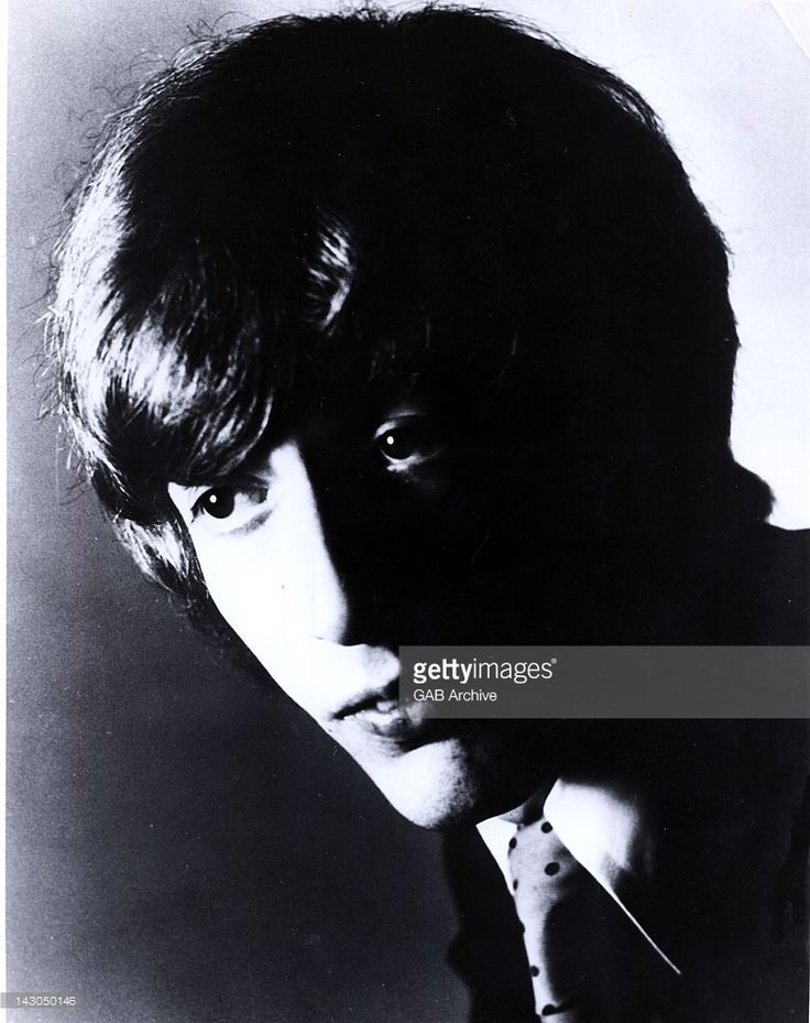 19-year-old Robin Gibb in 1969.