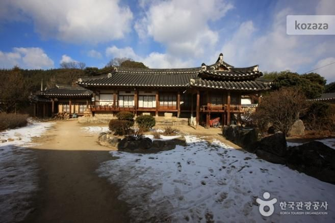 House of Jeong On's descendents: Large Sarangchae