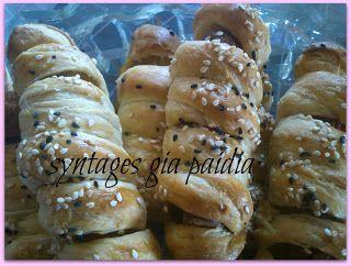 Συνταγές για μικρά και για.....μεγάλα παιδιά: Λουκανοπιτάκια στο ξυλάκι !!!!!