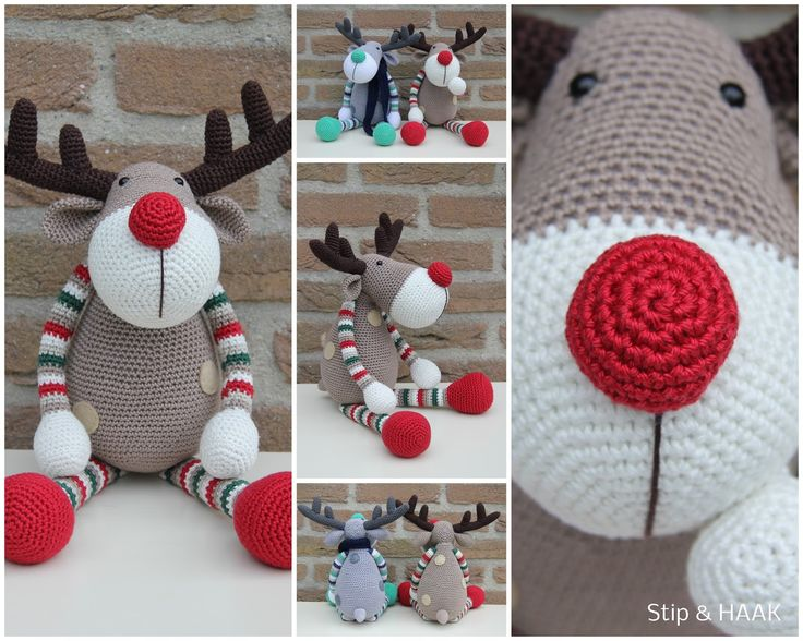 Amigurumi Kitten Patterns : Best amigurumi deer and moose images crochet