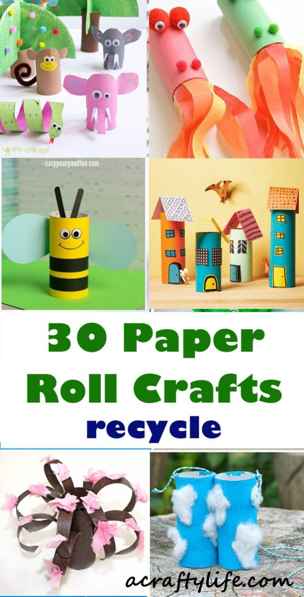 Beautiful Easy Crafts Out Of Paper