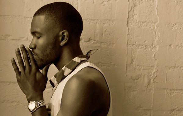 Frank Ocean from NYTimes.com   An amazing musician and lyricist. Check out his BBC interview, also.
