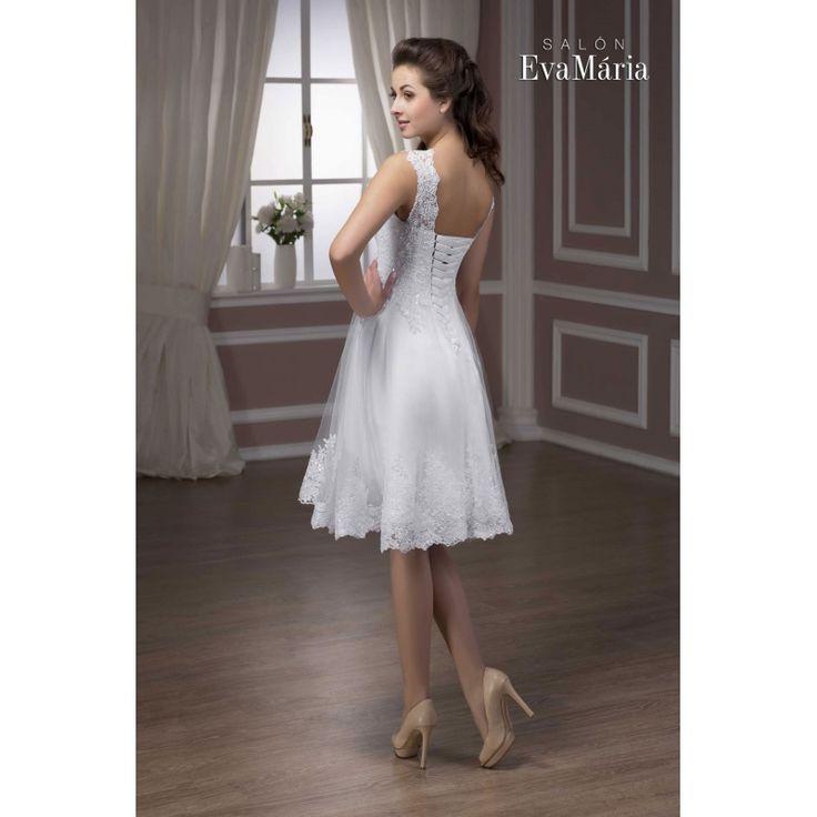 Čipkované svadobné šaty Emma