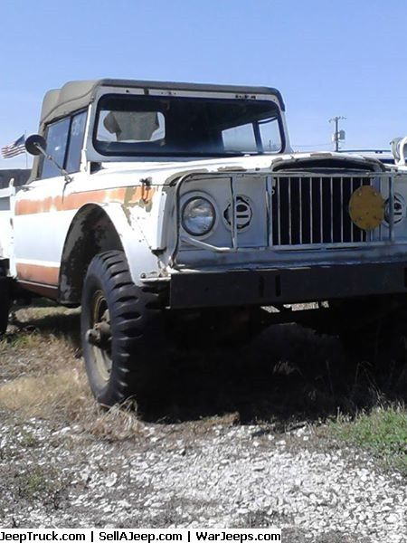 1968 M715 Kaiser Jeep Cargo Truck 7 Jeeps Jeep Jeep Pickup
