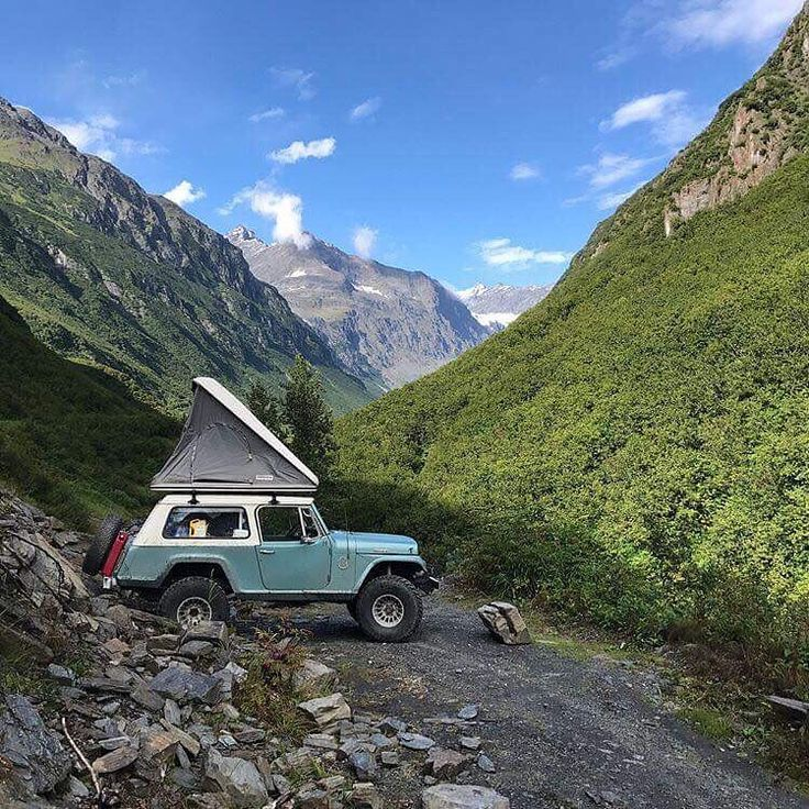 """DACHZELTNOMADEN on Instagram """"The next ROOFTOP TENT"""