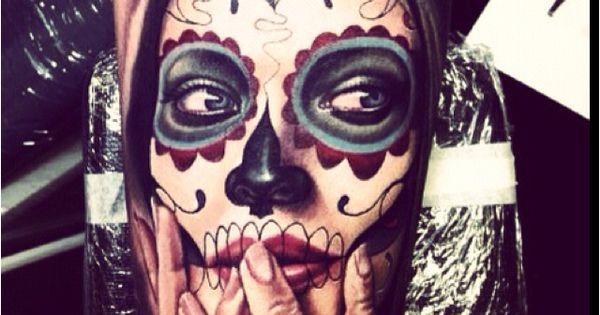 Mexican skull tattoo | mexican skull tattoo | Pinterest | Mexican Skull Tattoos, Mexican Skulls and Skull Tattoos