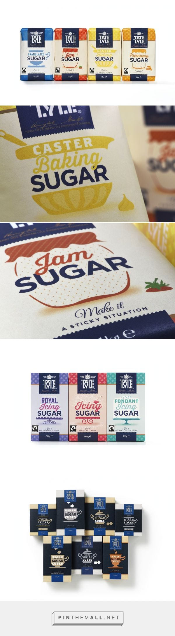 Tate & Lyle's Sugar Range / Design Bridge