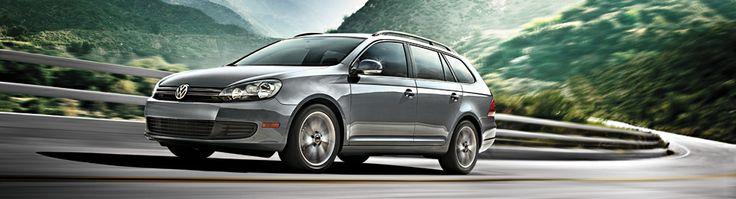 Volkswagen Golf familiale 2014 - Model Landing - Centre-Ville Volkswagen