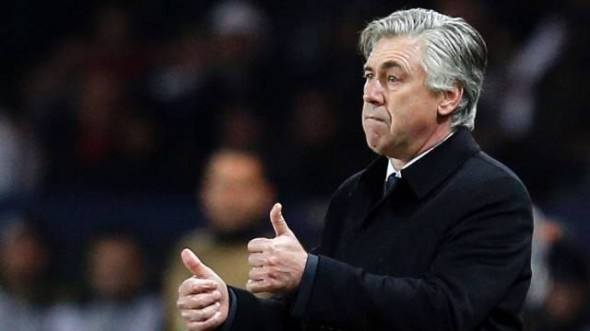 Top 10 Football Manager - Carlo Ancelotti. #DFK