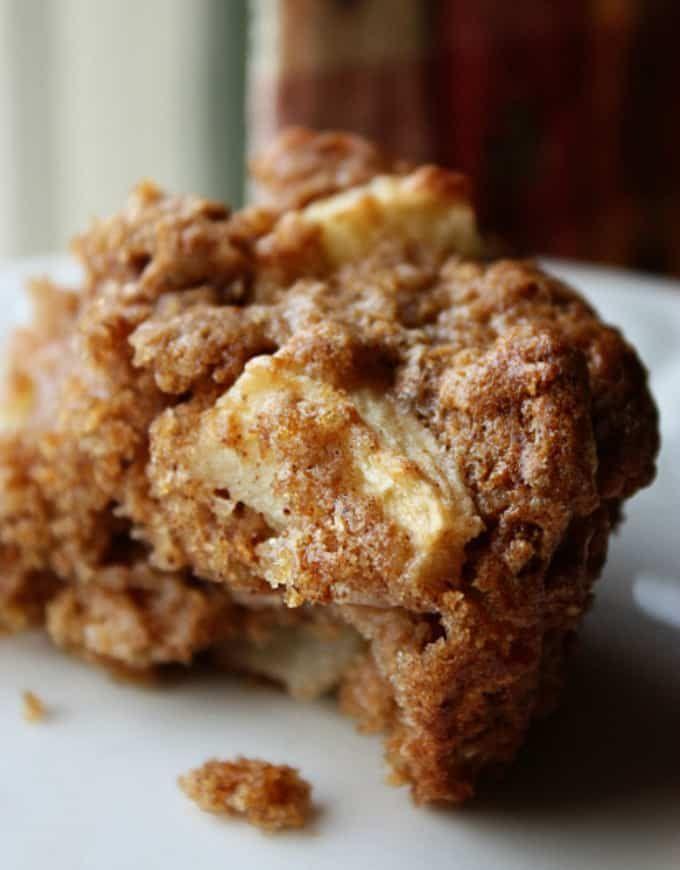 Apple Cinnamon Coconut Flour Muffins Grain Free Gluten Free