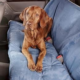 Luxury Back Pet Seat Cover