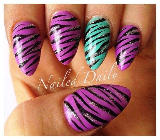 Stiletto Nails Celebrity Design: Stiletto Nails Fall 2013 ~ nailsdesignsideas.com Stiletto Nails Inspiration