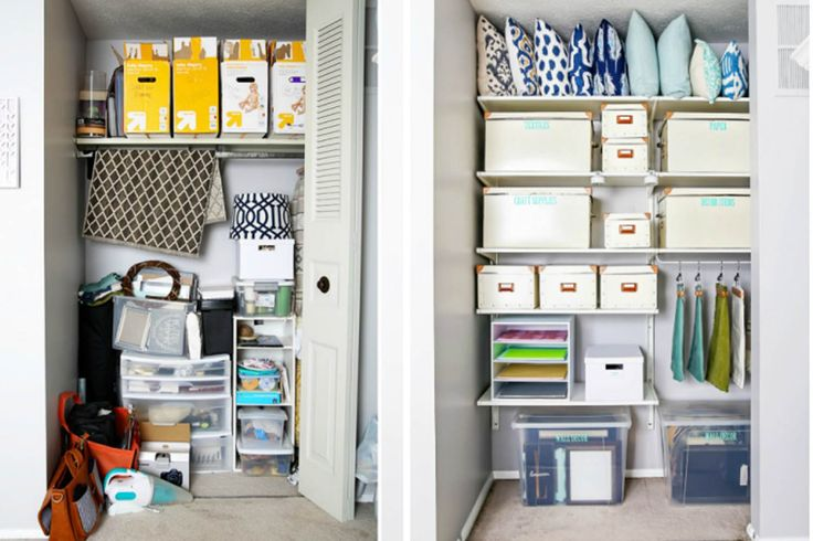 Lovely How to organize Closet Shelves