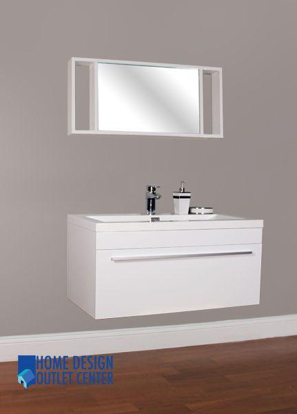 Beautiful Wall Hanging Bathroom Cabinets
