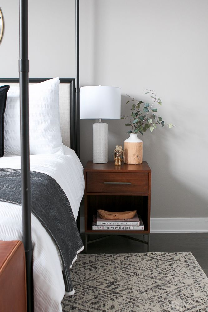 Modern Master Bedroom Makeover Get The Look For Less Master Bedroom Makeover Home Decor Bedroom Modern Master Bedroom