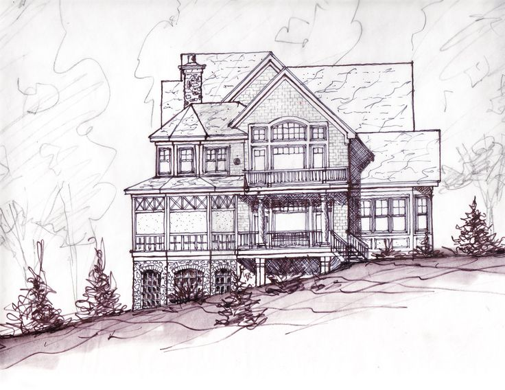 House Sketches 18 best elevation sketch images on pinterest | elevation of house
