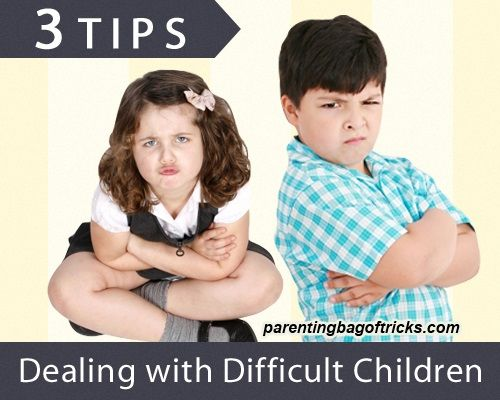 Don't Be Embarrassed: 3 Important Tips To Assist Parents Dealing With Difficult Children