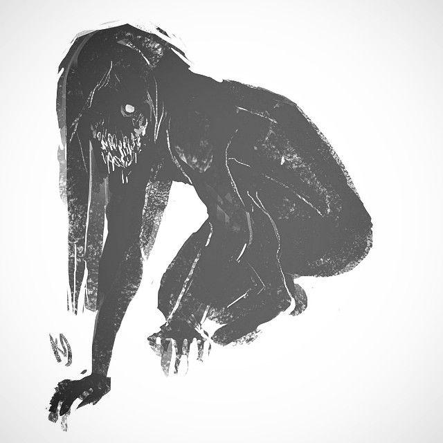 Gesture Drawing Creep