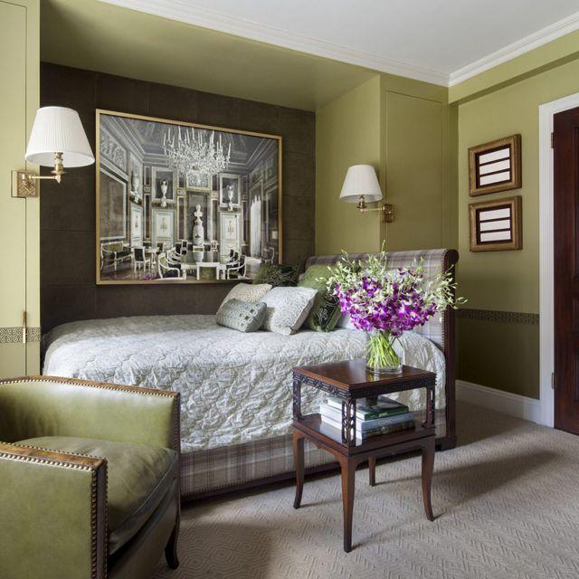 House Tour | Alexa Hampton's New York Apartment | Marcus Design | Bloglovin'