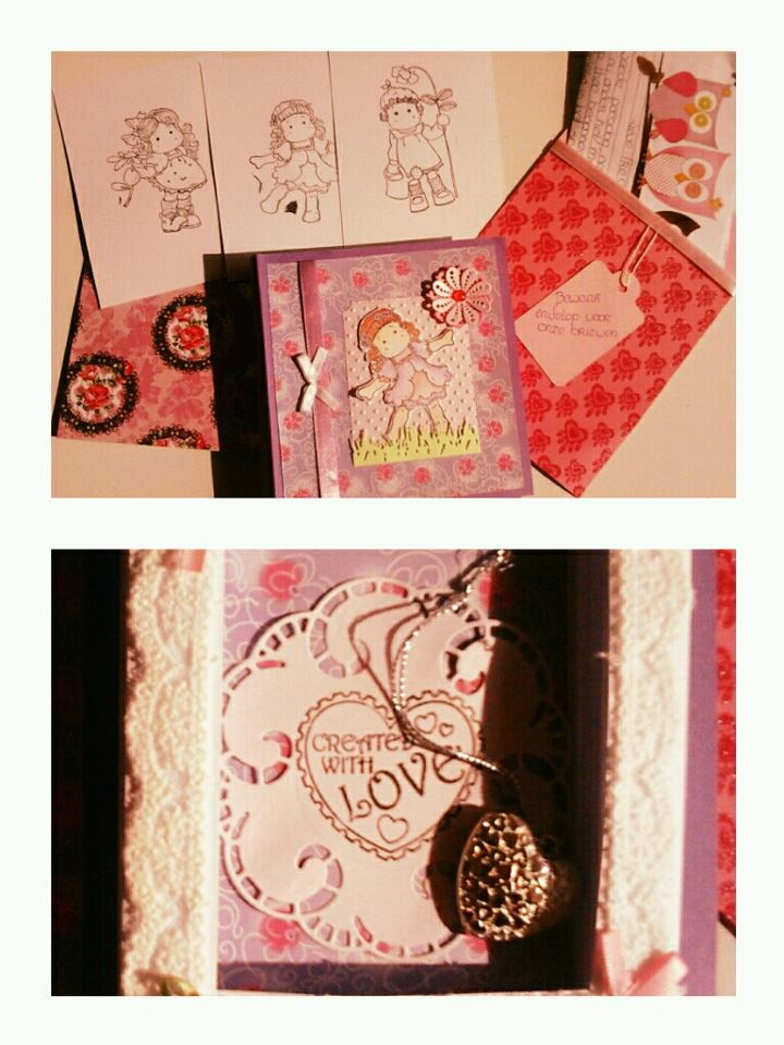 Snailmail from Linda L.. <3 Magnolia!