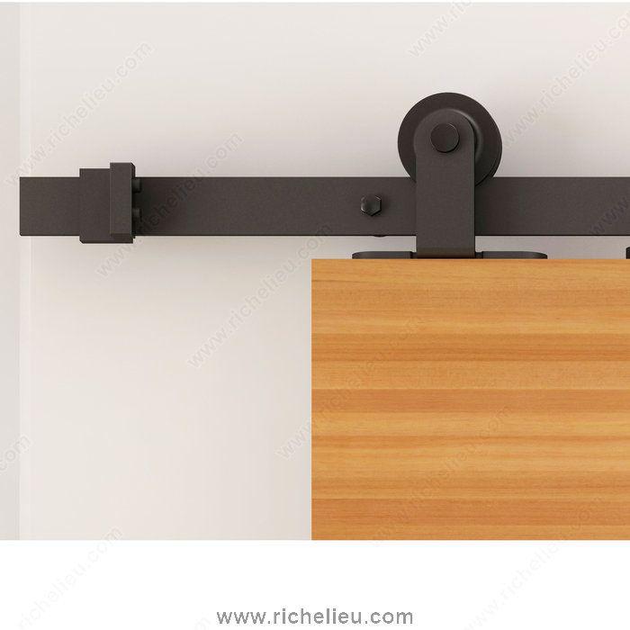 Richelieu Classic Kit 24600690 Sliding Barn Door Hardware