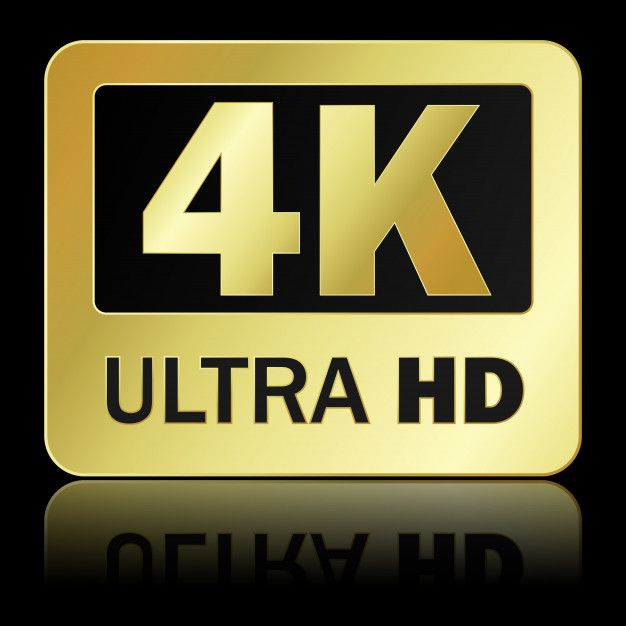4k Ultra Hd Sign With Reflection On Black Background Ultra Hd Logo Psd Samsung Galaxy Wallpaper Android