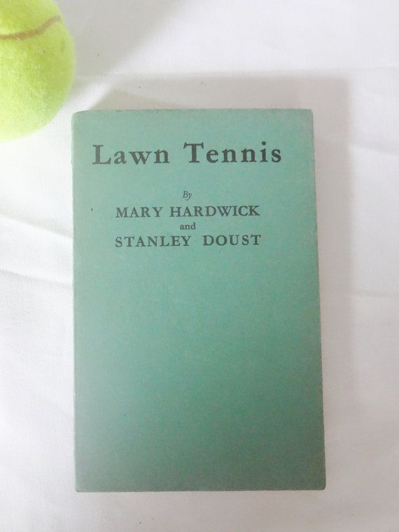 Lawn Tennis by Mary Harwick and Stanley by BumperBoxofDelights, £5.00