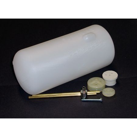 Fuel Tank Round,12oz by Sullivan Products. $6.86. Sullivan is the world s leader in the number of the shapes, sizes and styles of its fuel tanks. From the smallest 1 ounce (30 ml) tank to the extra large 32 ounce (960 ml) tank, there is a Sullivan tank to fit almost any model. All tank kits include the hardware needed for glow fuel operation, including twist-tie clamps and both brass and nylon tubing. These tanks are molded from a rigid high density polyethylene ble...