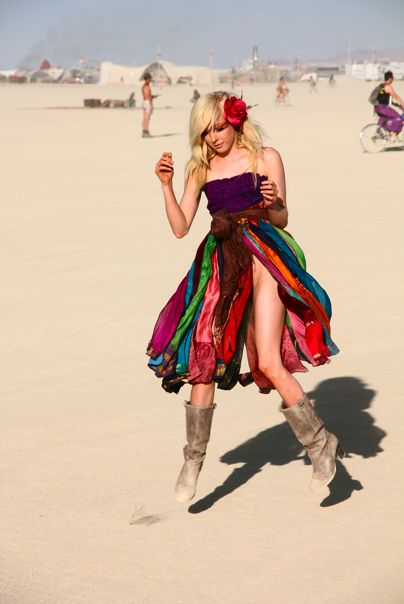 Burning Man Butterfly by the-little-skylark on DeviantArt