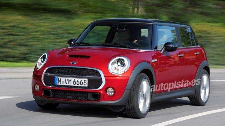 La tercera generación del Mini llama a la puerta. http://www.autopista.es/novedades-coches/articulo/mini-nueva-generacion-noviembre-95556