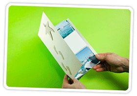 Make a DIY Photo Flip-Flap — Hipper Than Your Average Photo Album   Photojojo